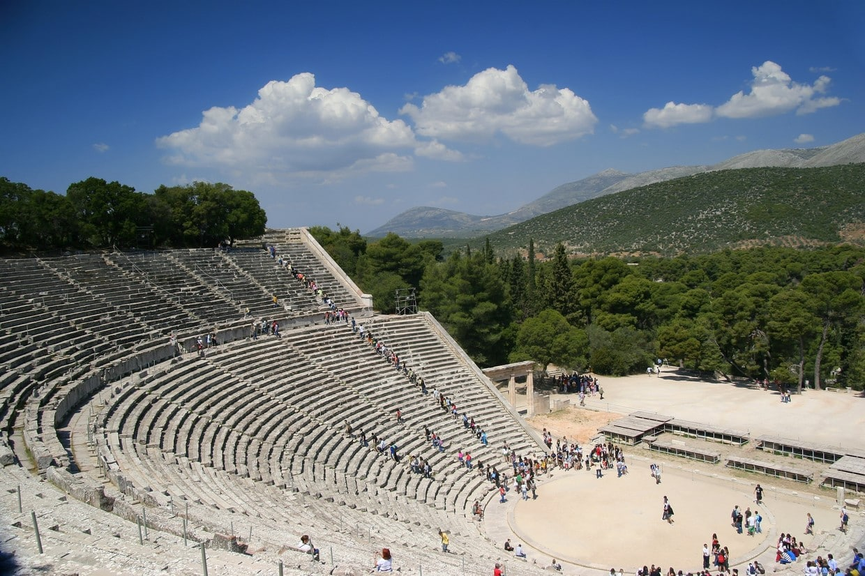 Classical Tour of Greece Four Days from Athens 2