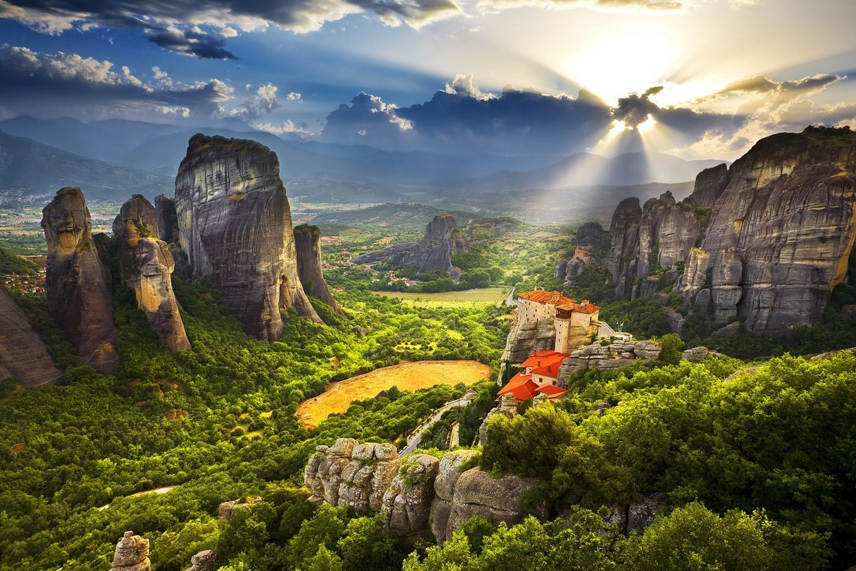 Classical Tour of Greece Four Days from Athens 10