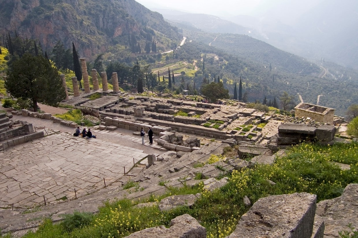 Classical Tour of Greece Four Days from Athens 9