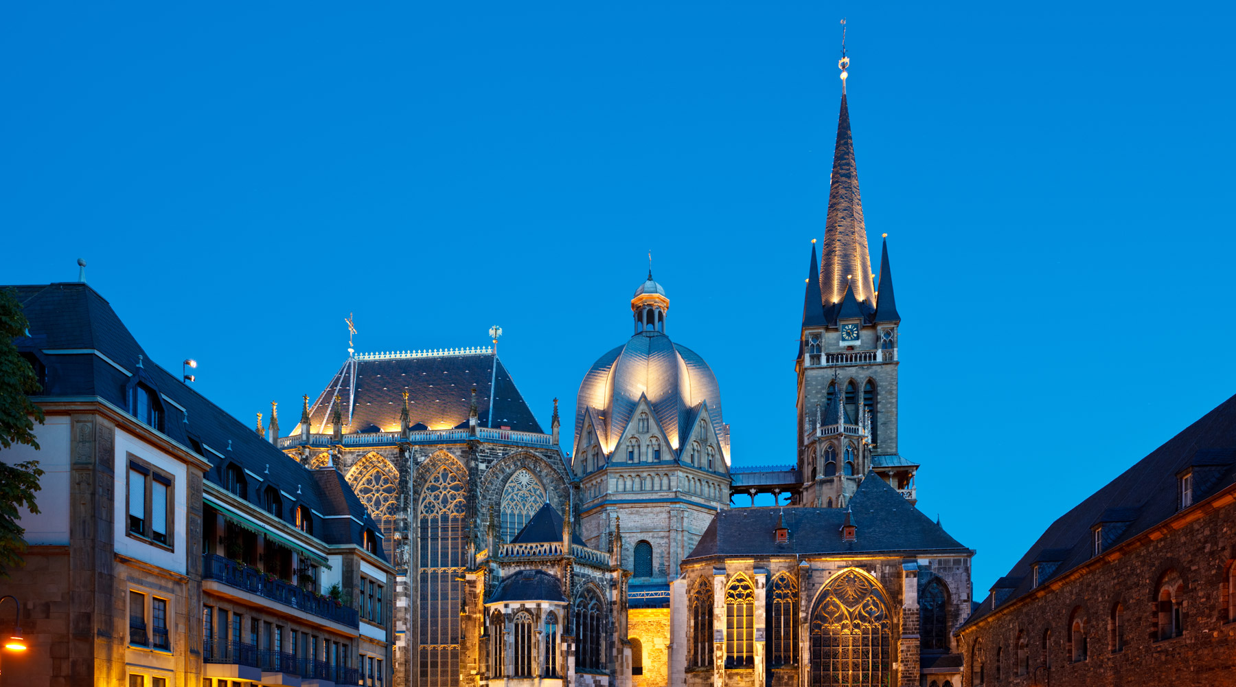 Aachen Cathedral – Roman Catholic Church in Germany