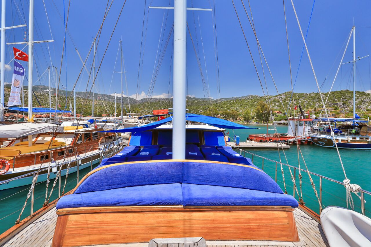4 Day Blue Escape Cruise Tour from Fethiye to Gocek 8