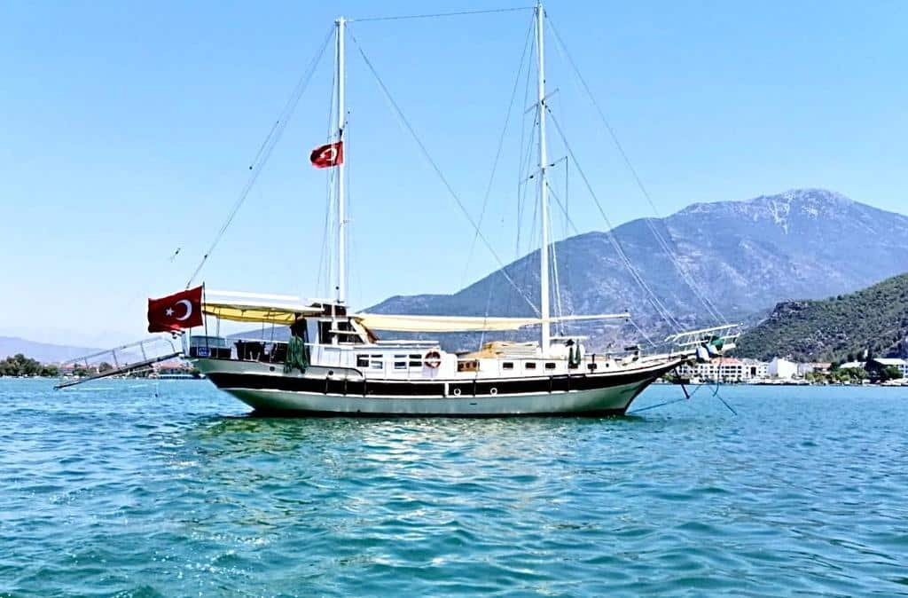 Blue Escape in Turkey: 8 Days Sailing Tour from Fethiye 4