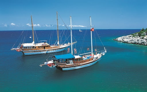 Blue Escape in Turkey: 8 Days Sailing Tour from Fethiye 5