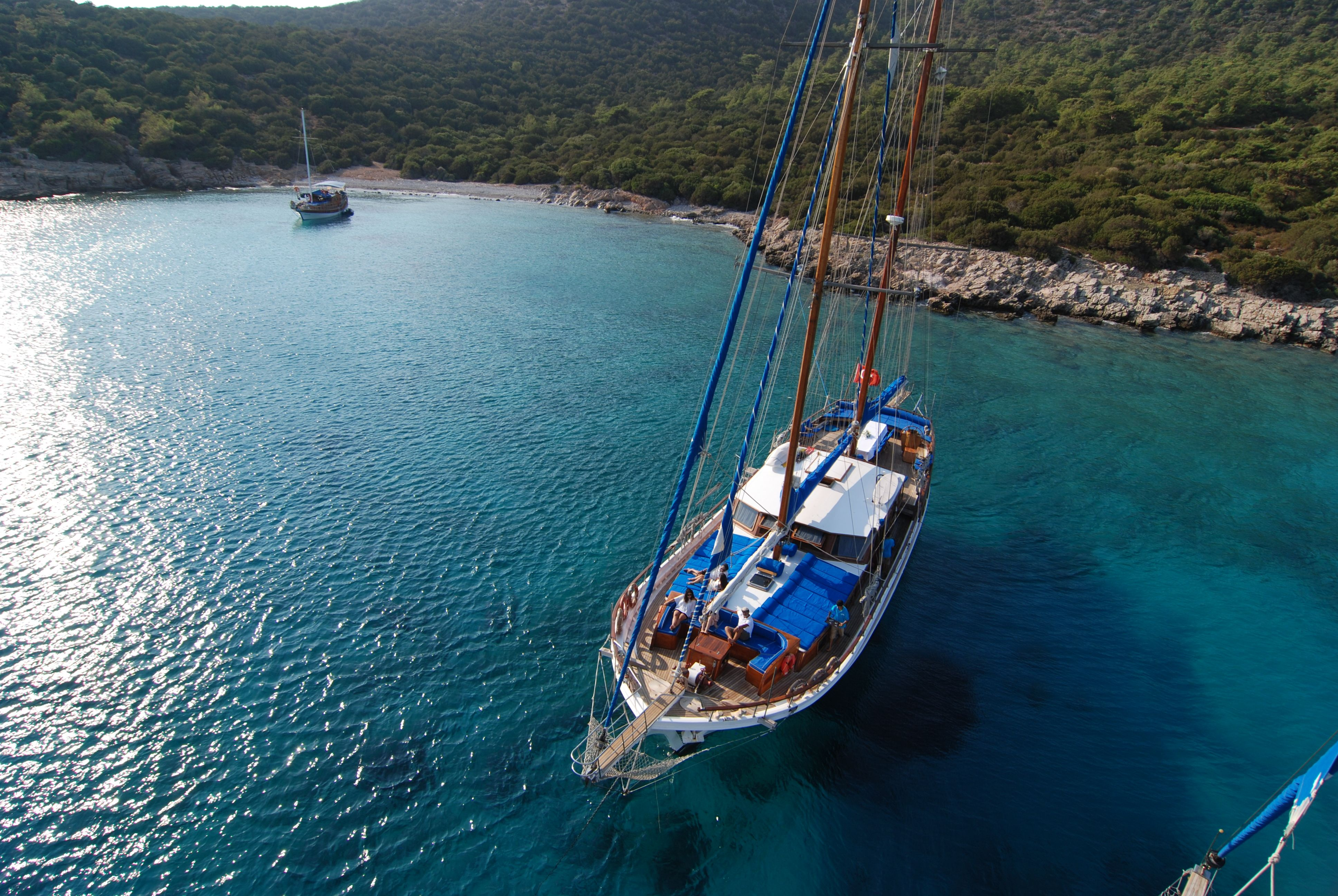 Blue Escape 5-Day Sailing Tour from Gocek to Fethiye 1