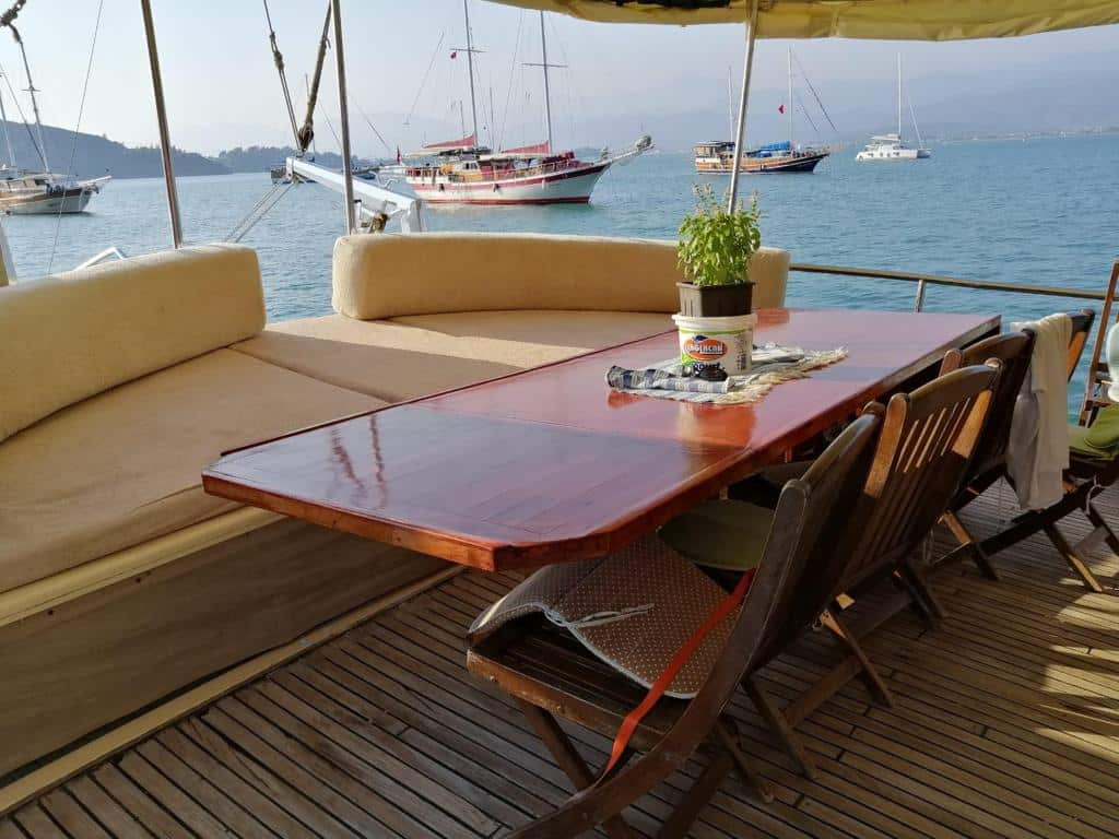 Blue Escape 5-Day Sailing Tour from Gocek to Fethiye 5