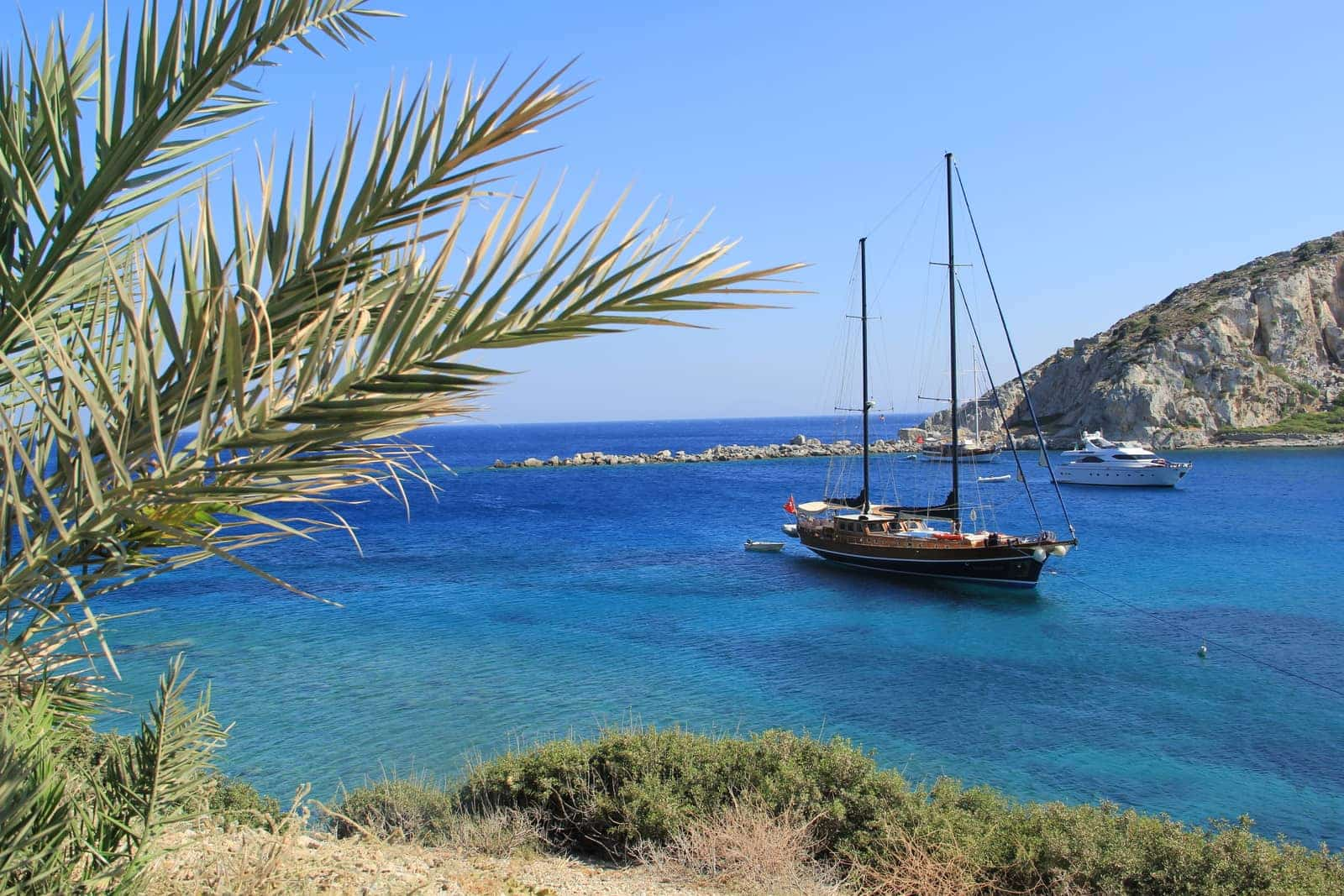Blue Escape 5-Day Sailing Tour from Gocek to Fethiye 4