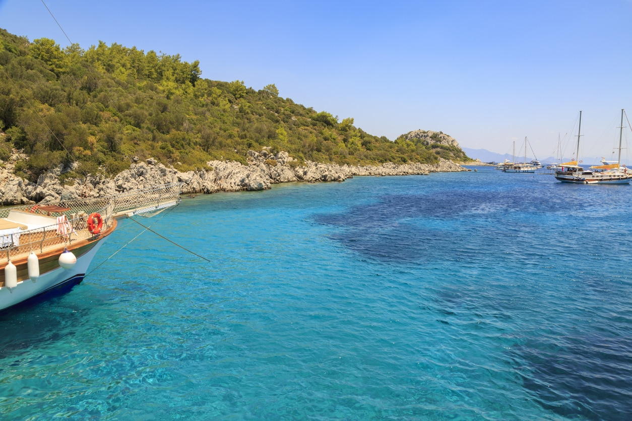 Blue Escape 5-Day Sailing Tour from Gocek to Fethiye 9