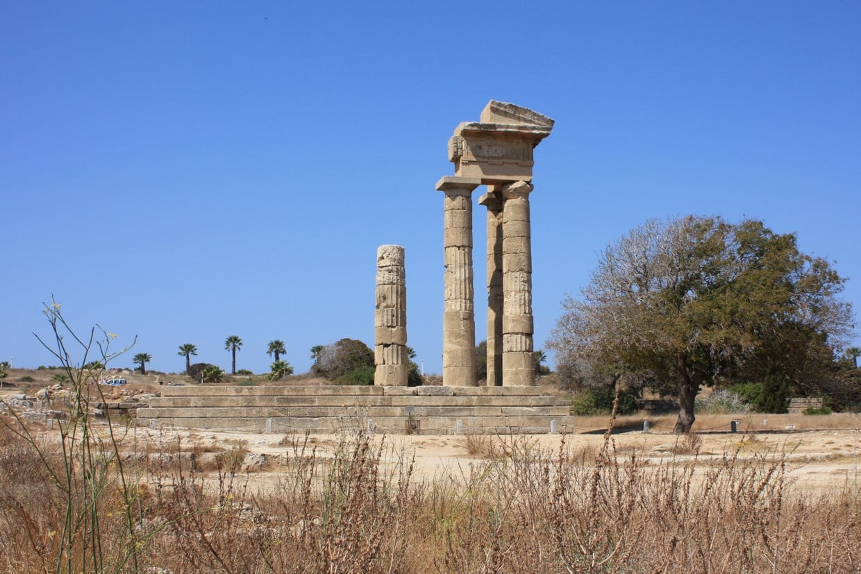 Cruise to Greek Islands and Turkey from Athens 9