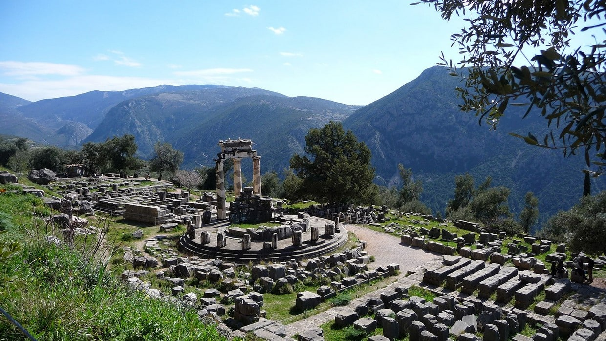 Classical Greece Tour from Athens 9