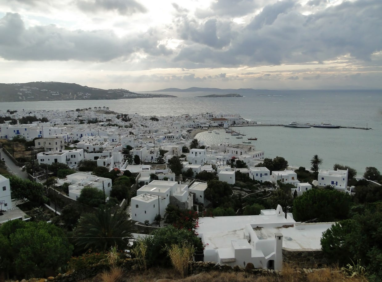 Cruise to Greek Islands and Turkey from Athens 5
