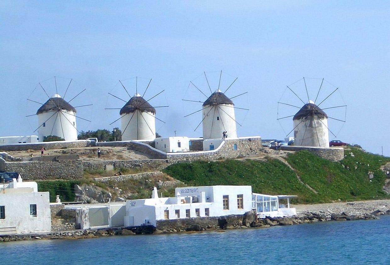Greece Tour from Athens to Zakynthos, Santorini, and Mykonos 7