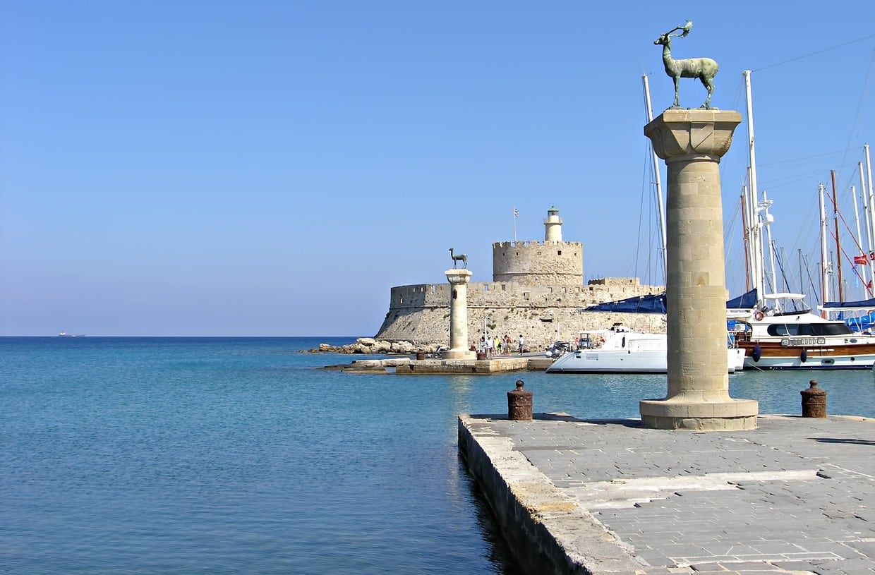 Cruise to Greek Islands and Turkey from Athens 2