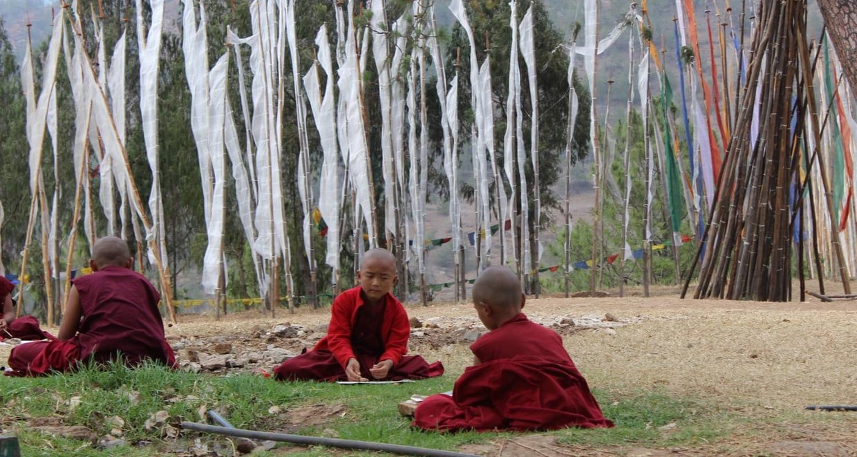 A Cultural Journey With Nature Trek in Central Bhutan+Mountain Flight 3