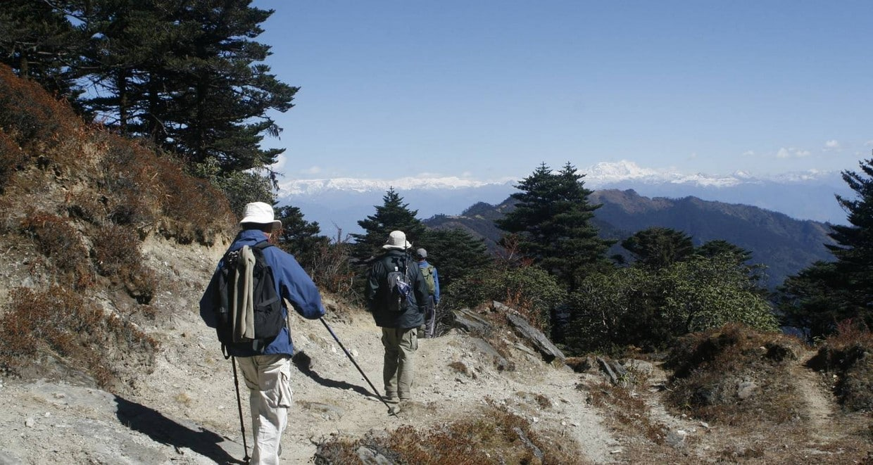 A Cultural Journey With Nature Trek in Central Bhutan+Mountain Flight 10