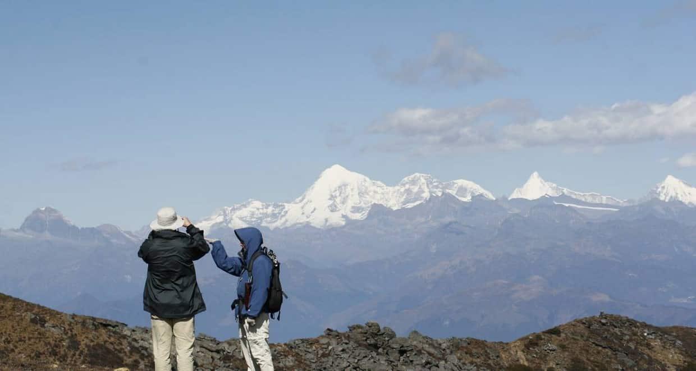 Dagala Thousand Lakes Trek in Bhutan 4