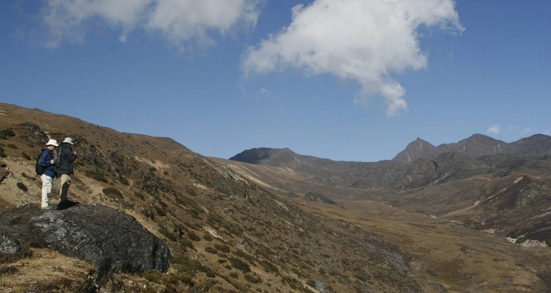 Dagala Thousand Lakes Trek in Bhutan 5