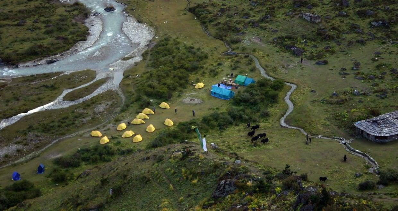 Bhutan Scenic Jomolhari Laya Gasa Trek 2