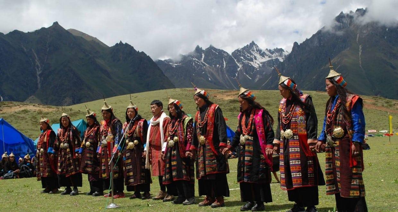 Bhutan Scenic Jomolhari Laya Gasa Trek 1