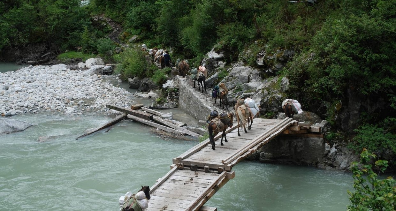Bhutan Scenic Jomolhari Laya Gasa Trek 5