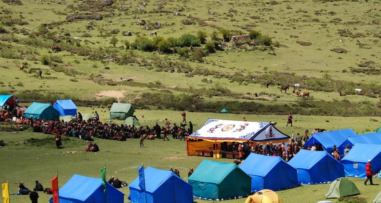 Bhutan Scenic Jomolhari Laya Gasa Trek 9