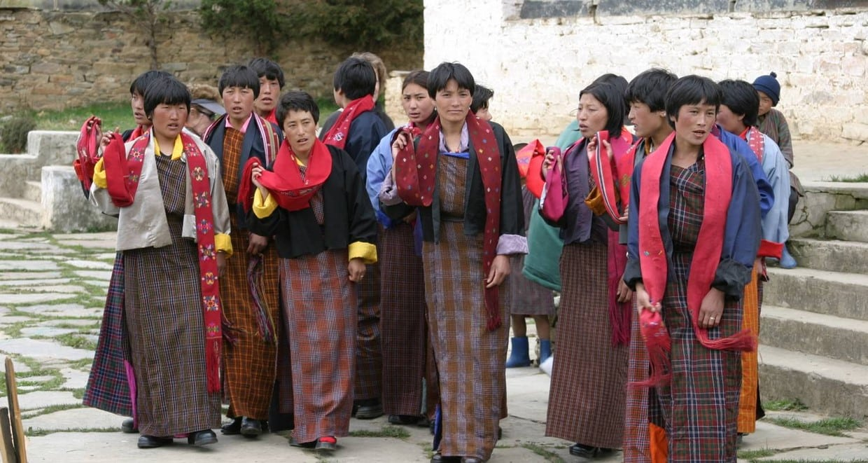 Bhutan Cultural Tour With 2-Day Trek in Bumthang Valley 5