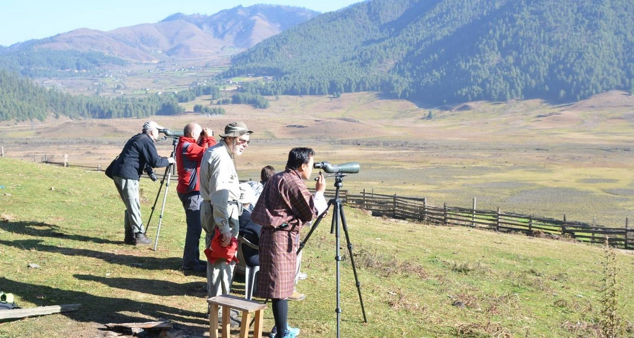 A Cultural Journey With Nature Trek in Central Bhutan+Mountain Flight 1