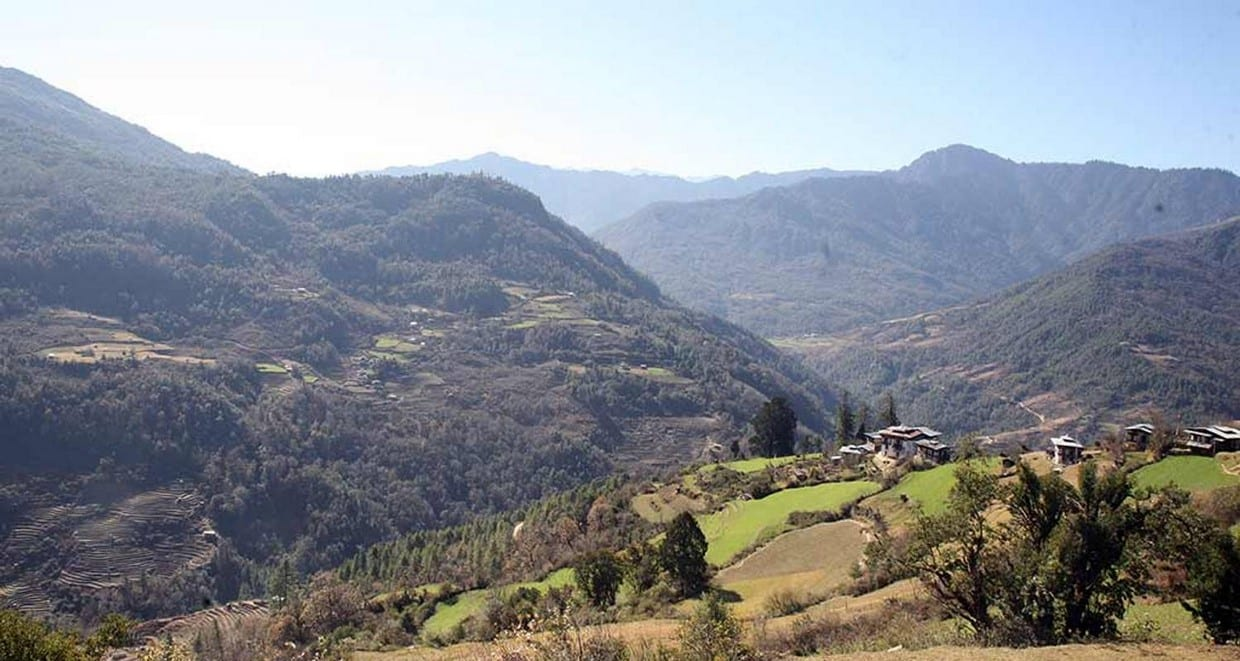 A Cultural Journey With Nature Trek in Central Bhutan+Mountain Flight 6
