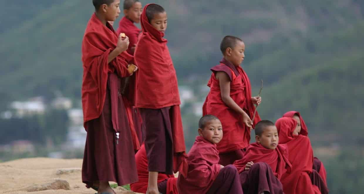 A Cultural Journey With Nature Trek in Central Bhutan+Mountain Flight 9