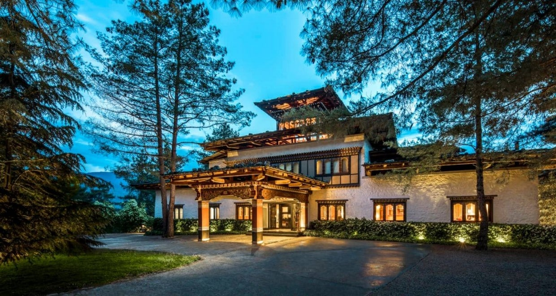Bhutan Discovery Luxury Holidays 2