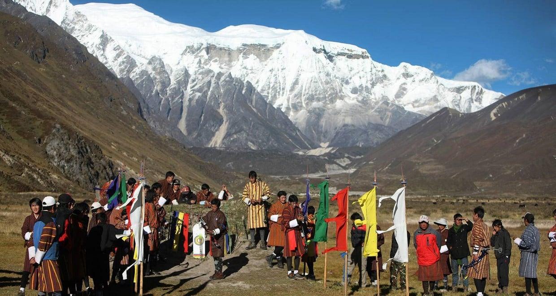 Bhutan Jomolhari Trek From Paro to Thimphu Via Lingzhi 3