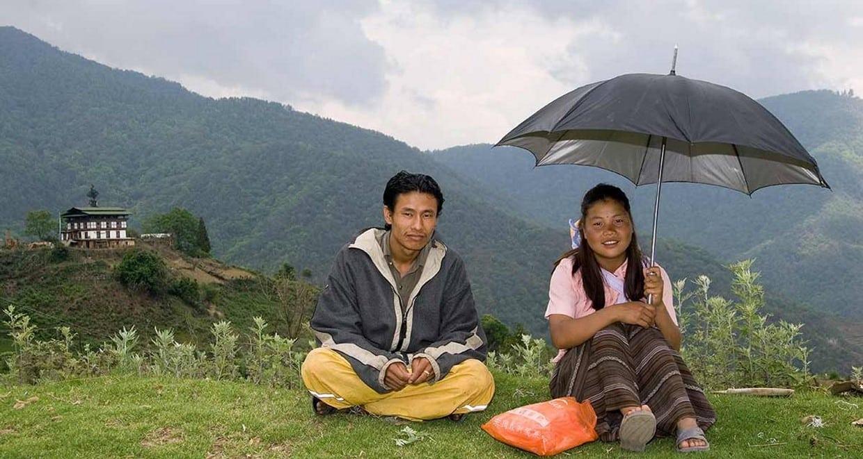 Bhutan Jomolhari Trek From Paro to Thimphu Via Lingzhi 5