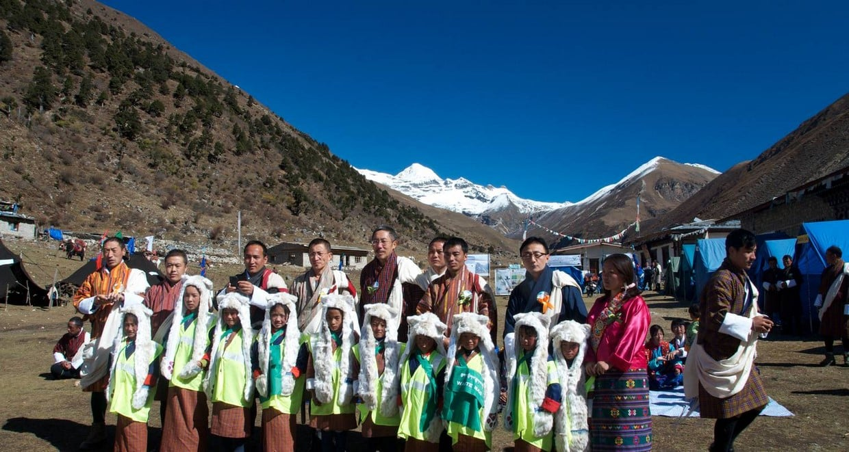 Bhutan Jomolhari Trek From Paro to Thimphu Via Lingzhi 8