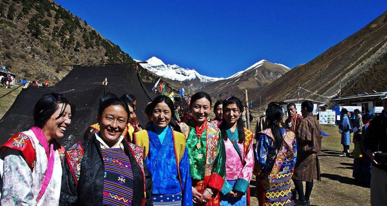 Bhutan Jomolhari Mountain Festival and Trekking Tour 2