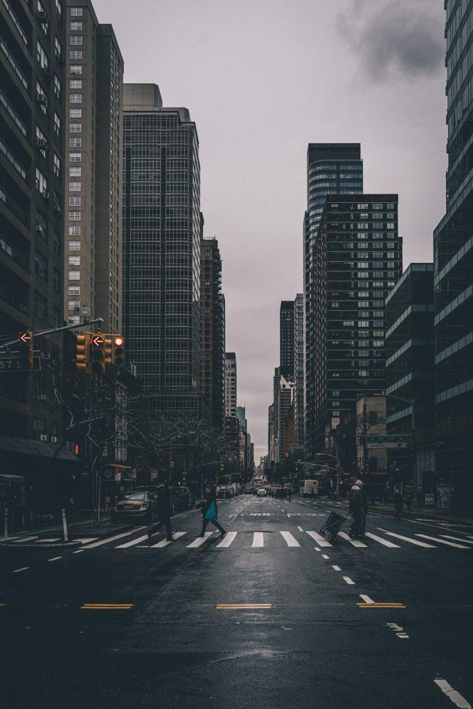 Midtown in Manhattan