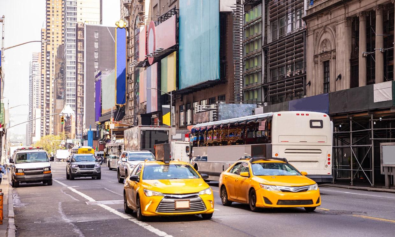 Taxi Manhattan