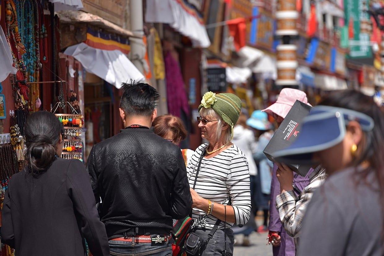 Holy City Lhasa Tour 6
