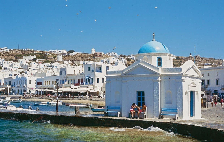 10 Day Greek Islands Tour - Athens – Mykonos – Santorini 1