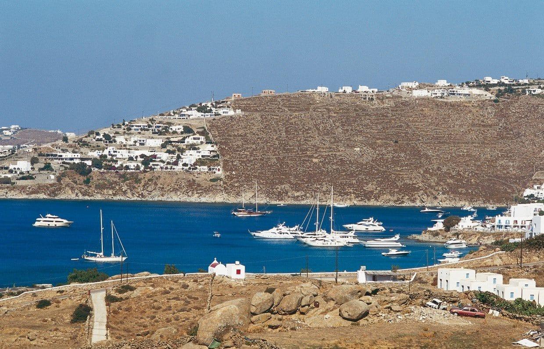 8 Day Athens – Santorini – Mykonos Tours 2