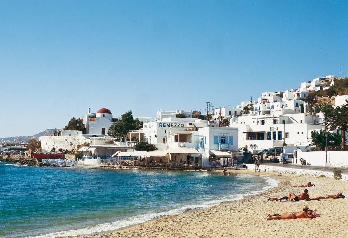 8 Day Athens – Santorini – Mykonos Tours 1
