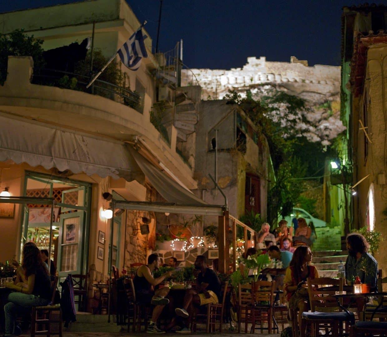 4 Day Athens Break 4