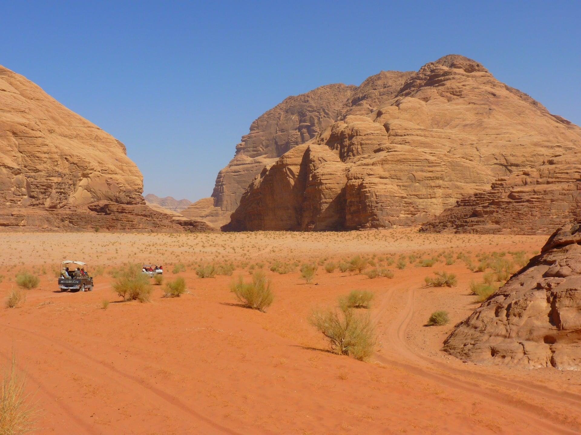 3 Days Dead Sea, Petra, Wadi Rum Tours