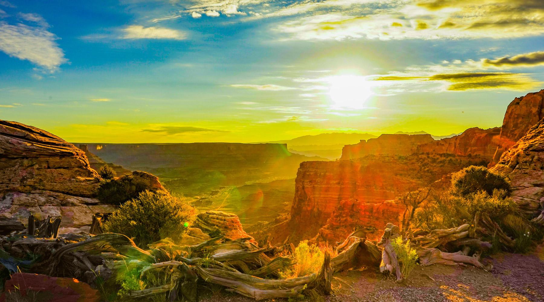 Canyonlands National Park – Utah's Largest National Park