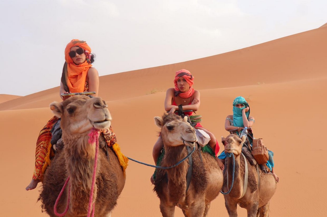 3 Days Private Desert Tour from Marrakech to Fez 5