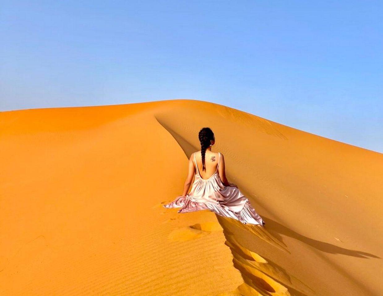 #Private Desert Tour
