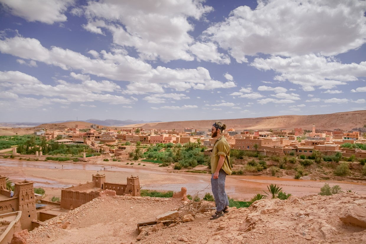 3 Days Private Desert Tour from Marrakech to Fez 1