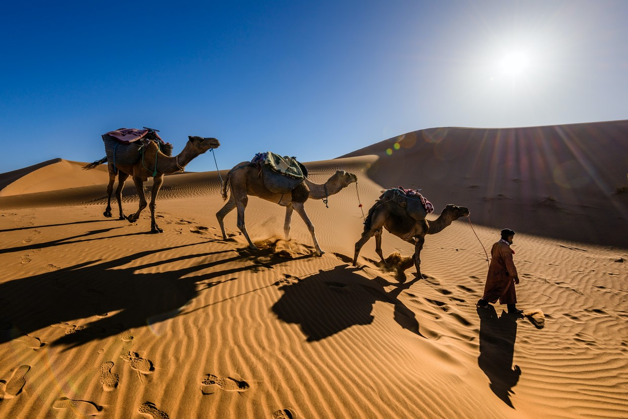 3 Days Private Desert Tour from Marrakech to Fez 9
