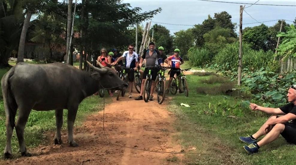Cycling & Kayaking Vietnam from Hanoi to Saigon 2