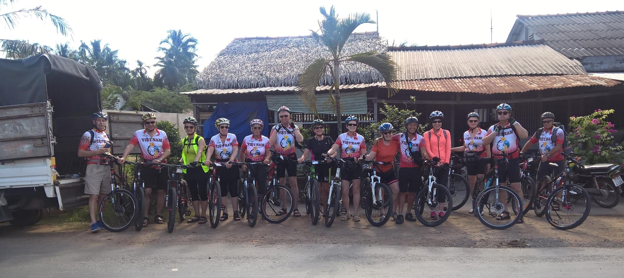 Cycling & Kayaking Vietnam from Hanoi to Saigon 4