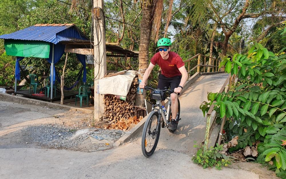 Cycling & Kayaking Vietnam from Hanoi to Saigon 1
