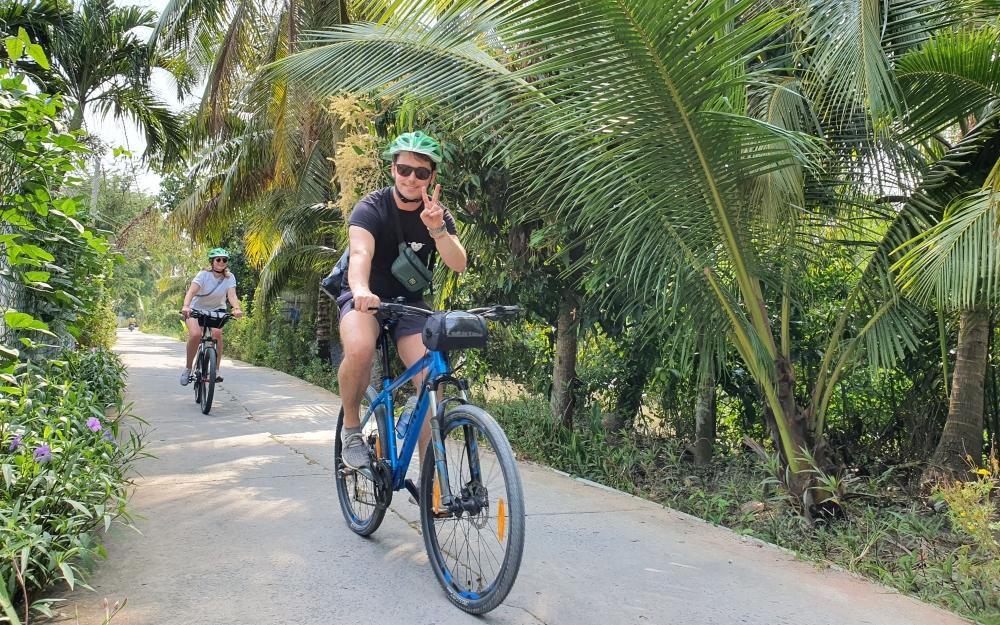 Vietnam Tour - Multi Outdoor Activities in Mekong Delta 3